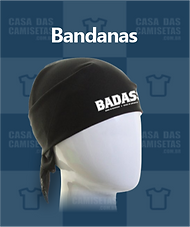 Bandanas - personalizadas promocionais D