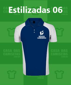 Camisetas Estilizada 06 - personalizadas