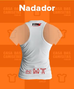 Regata Nadador - personalizadas promocio