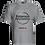 Thumbnail: Camiseta Cinza Claro Personalizada