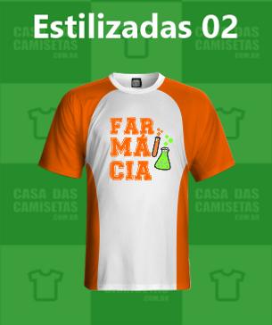 Camisetas Estilizada 02 - personalizadas