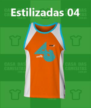 Camisetas Estilizada 04 - personalizadas