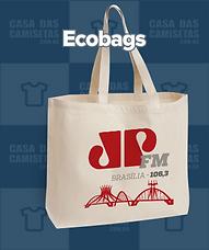 Ecobags - personalizadas promocionais DF
