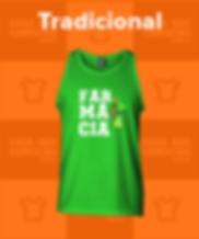 Regata Tradicional - personalizadas prom