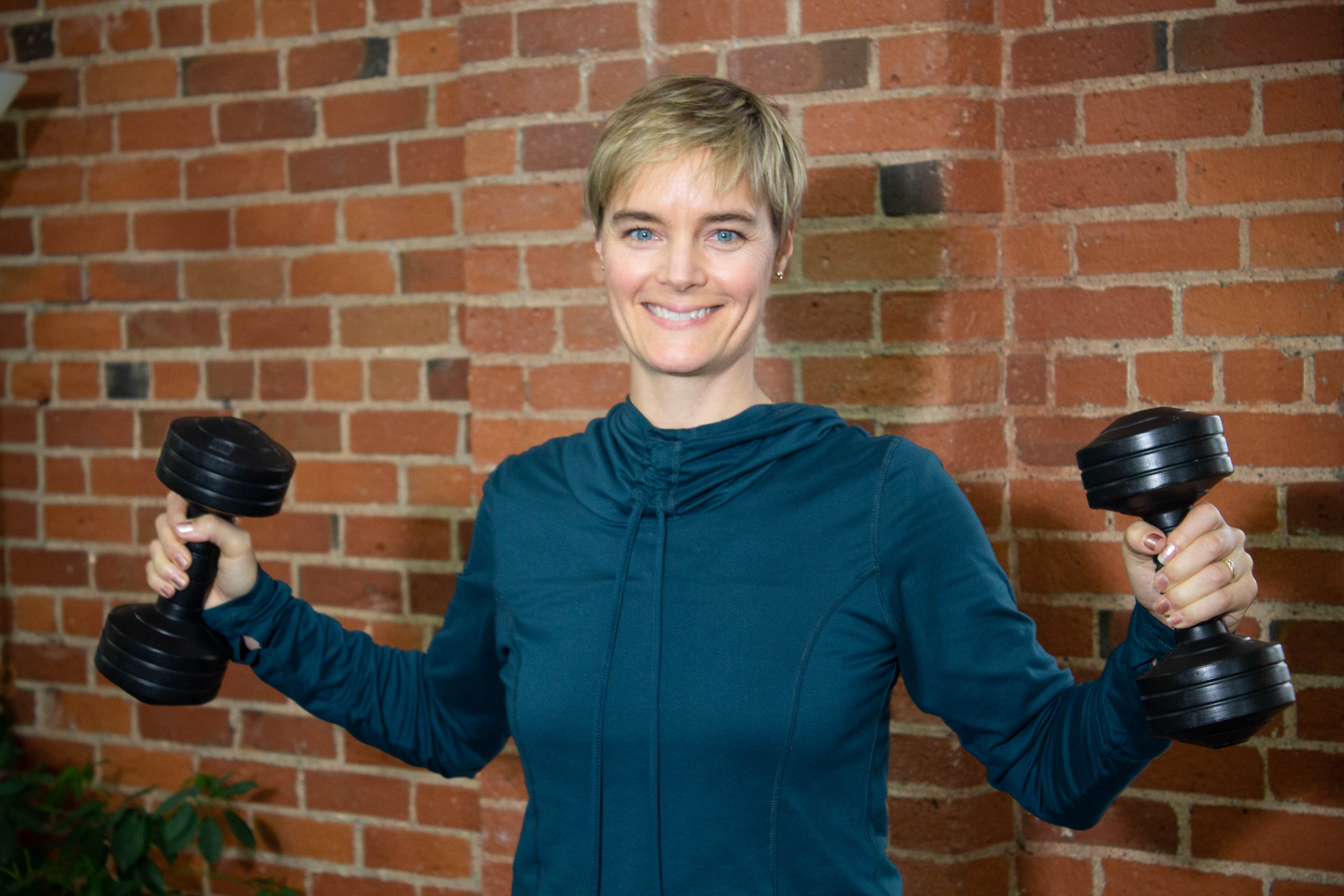 Pilates and Strength