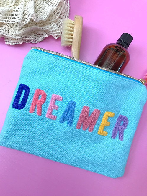 Dreamer Pom Pom Wash / Make-up Bag