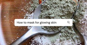 How to mask up for glowing skin