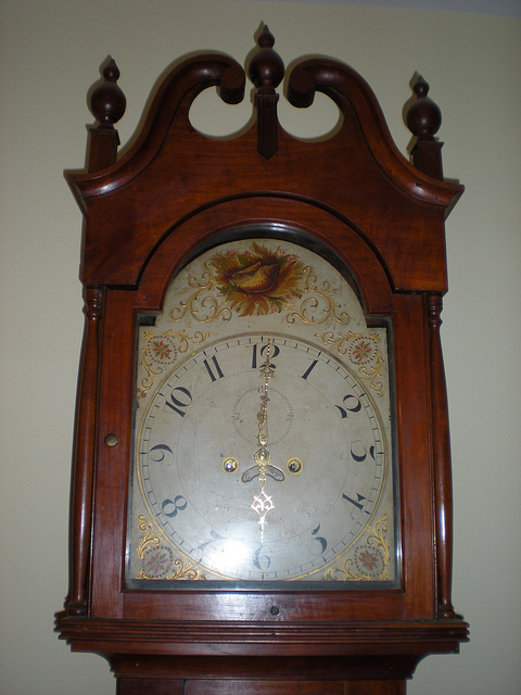 Yardley Taylor Clock