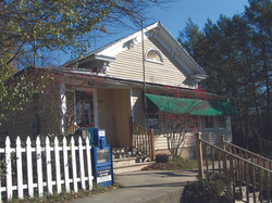 Lincoln Store and Post Office - 2011