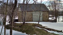 Circleville Bank Barn c1750