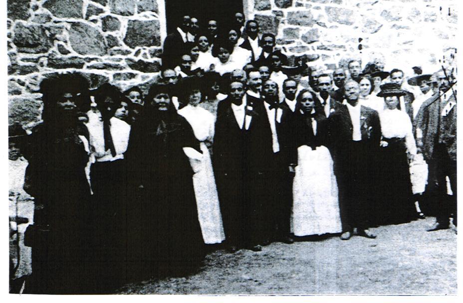 Congregation c1910