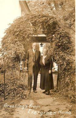 Howard and Sarah Hoge