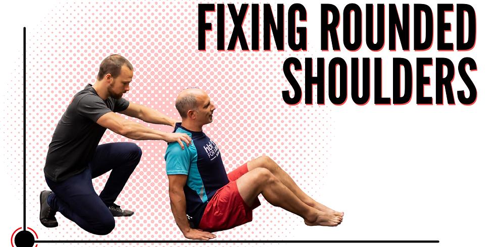 Bulletproof Your Shoulders - Fixing Rounded Shoulders