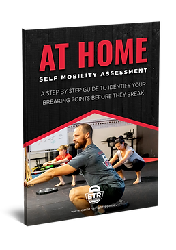 At Home Self Mobility Assessment - 2020.