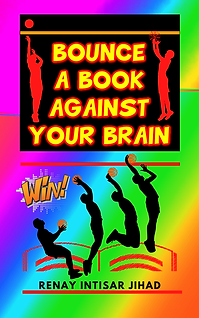 COVER BOUNCE A BOOK AGAINST YOUR BRAIN3.