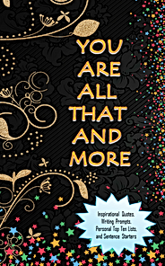 COVER YOU ARE ALL THAT AND MORE GOLD NEW