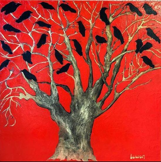 Crow Blossom