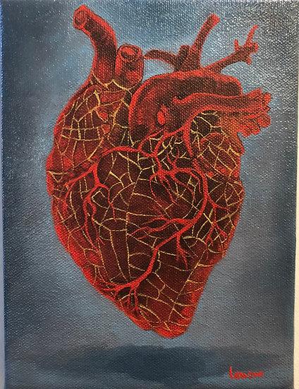 Kintsugi Heart
