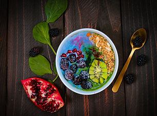 A Colorful Superfood Bowl
