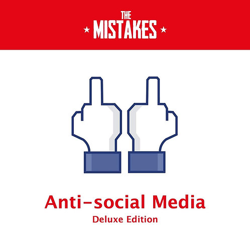 Anti-social Media (Deluxe edition)