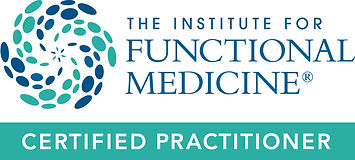 The Institute for Functional Medicine Certified Practitioner Badge