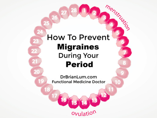 How To Prevent Migraines During Your Period