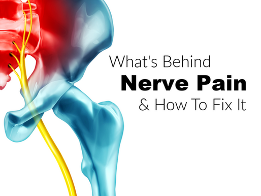 How To Fix Nerve Pain For Good