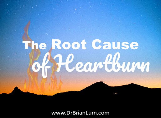 The Root Cause of Heartburn & How Functional Medicine Can Help