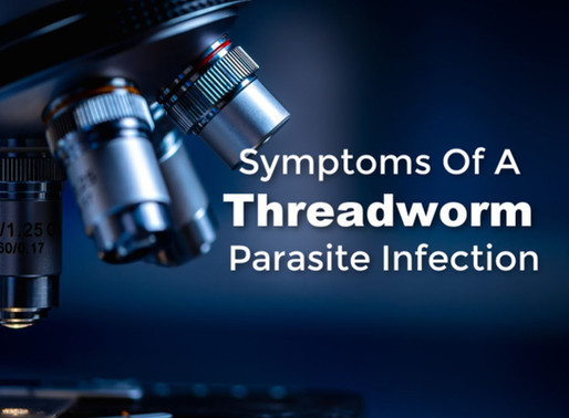 How To Detect And Treat Threadworm Parasites Naturally