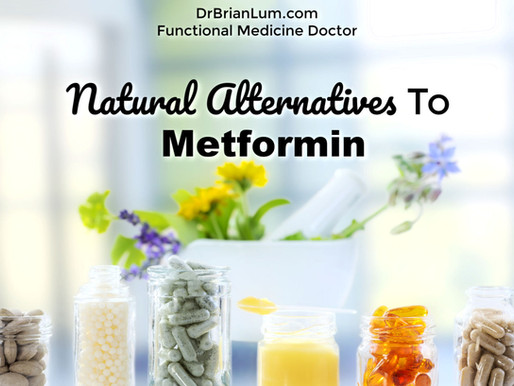 Natural Alternatives To Metformin