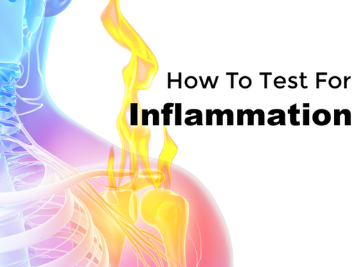 How Can You Test For Inflammation?