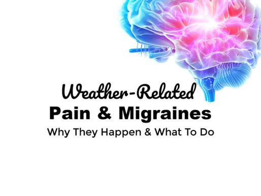 Weather-Related Pain And Migraines: Why They Happen And What To Do