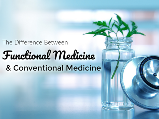 What Is The Difference Between Functional Medicine And Conventional Medicine?