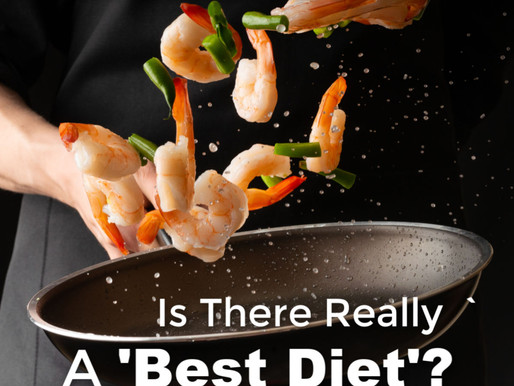 Is There A 'Best Diet' For You?