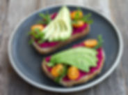 Avocado Toast to Help Digestion