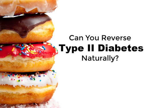 Can You Reverse Type II Diabetes Naturally?