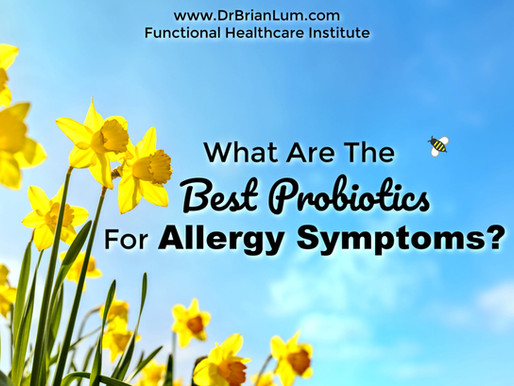 What Are The Best Probiotics For Allergy Symptoms?