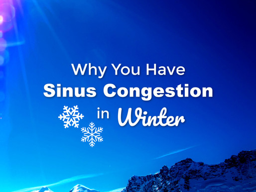 7 Reasons Why You Have Sinus Congestion In Winter