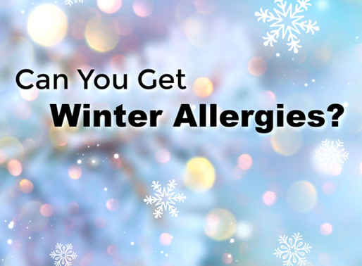 Can You Get Winter Allergies?