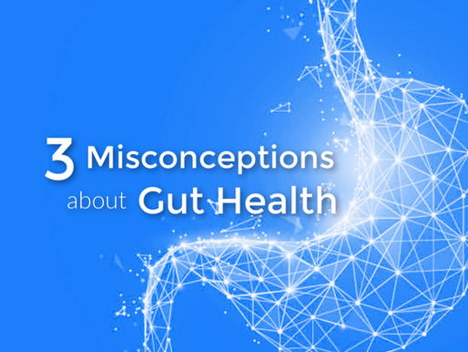 3 Misconceptions About Gut Health - And How To Heal For Good