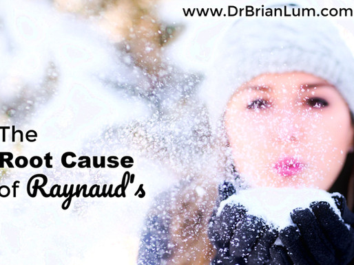 The Root Causes of Raynaud's & 3 Steps To Help Symptoms
