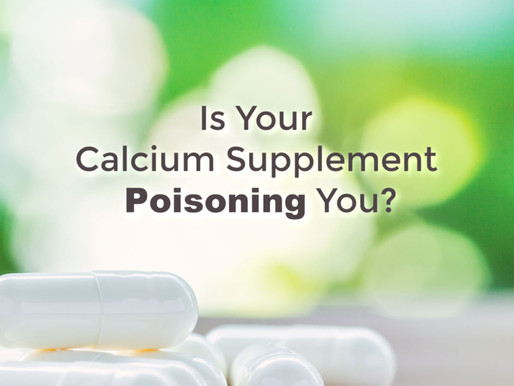 Are Calcium Supplements Bad For You?