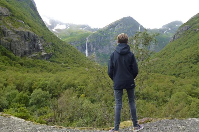 In Noorwegen