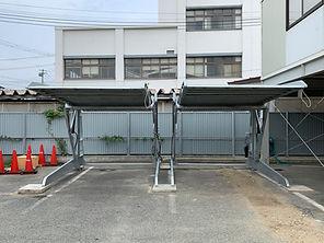 楽ラック設置事例 兵庫県