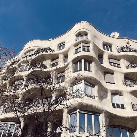 Neredeyse Bedavaya Gezdik: Barcelona, Ispanya
