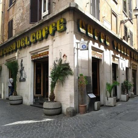 İtalya, Roma- Yeme&İçme Rehberi