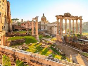 Yeryüzünde Bir Açık Hava Müzesi: Roma, İtalya