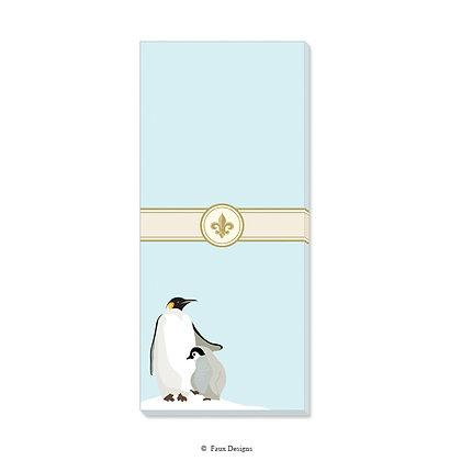 Penguin Gift Pad