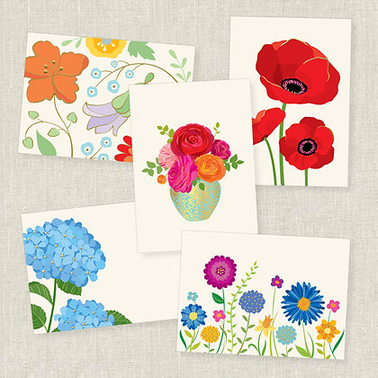 In Bloom Correspondence Set