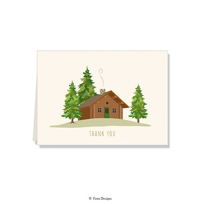 Thank You - Cabin